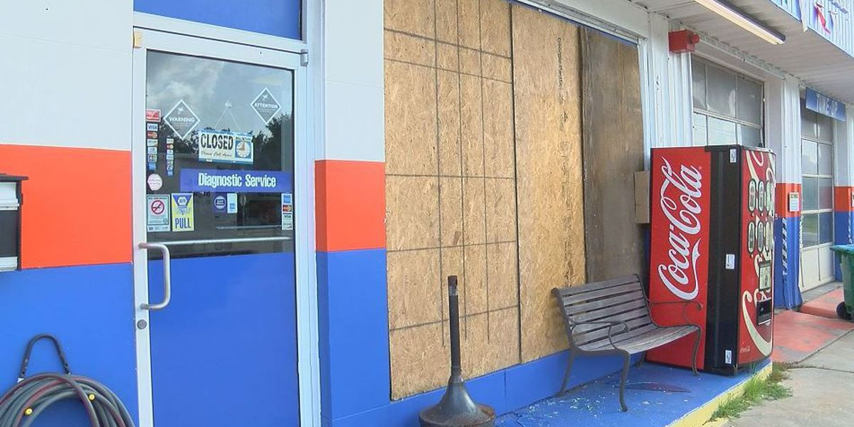 Gulfport business trashed by machete-wielding burglar