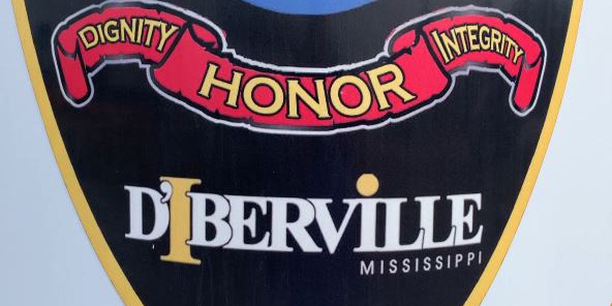 D'Iberville Police Department helping another department in need