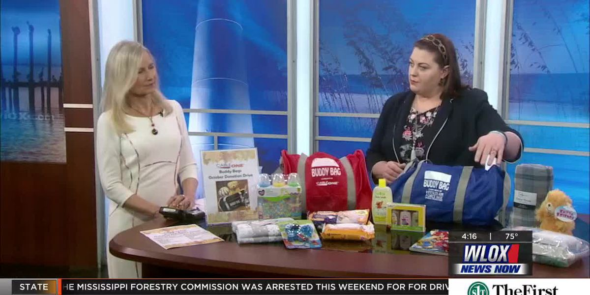 Donate to Baby Buddy Bags
