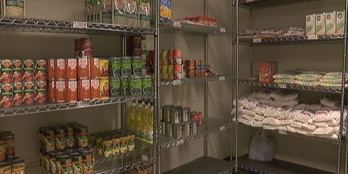 Food pantry has 30,000 reasons to say thank you