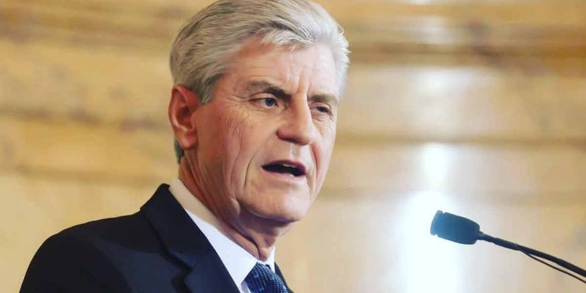 Gov. Bryant to speak at groundbreaking for new veterans home at Tradition
