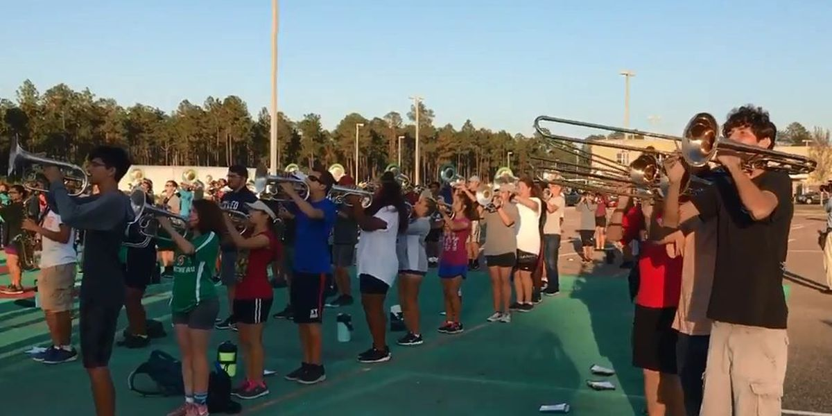 West Harrison band selected to march in 2020 Rose Bowl parade