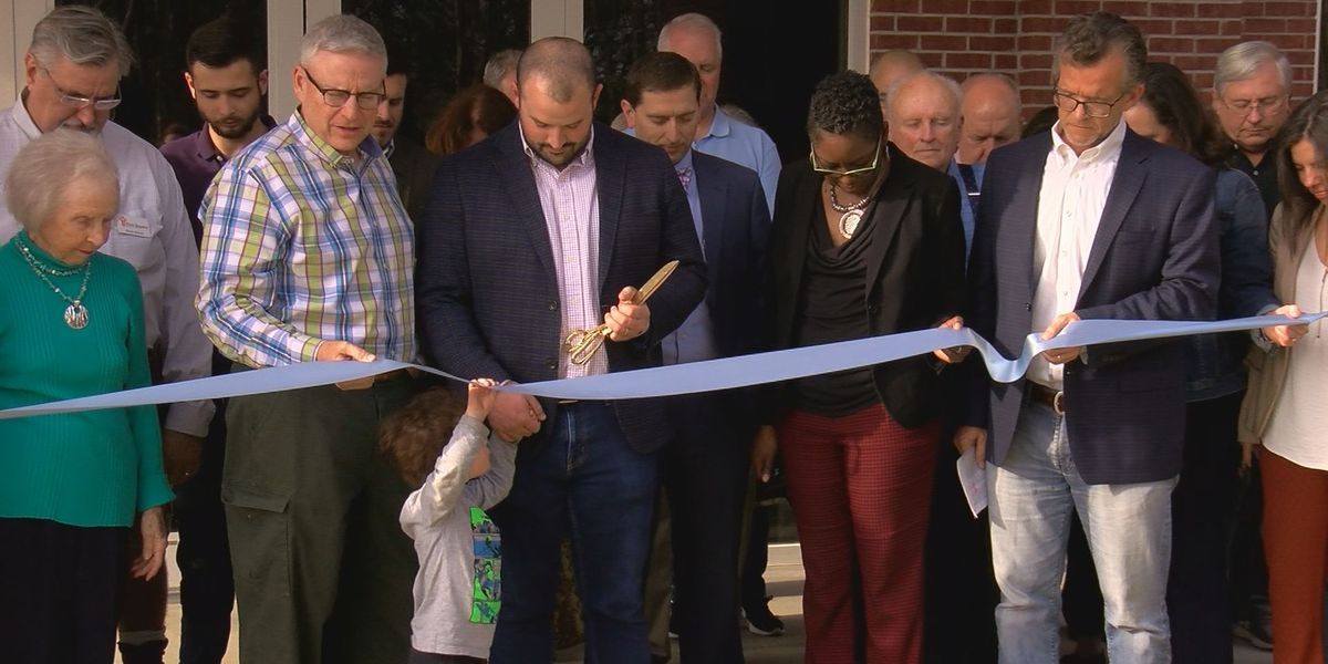 First Baptist Gulfport opens new youth ministry center