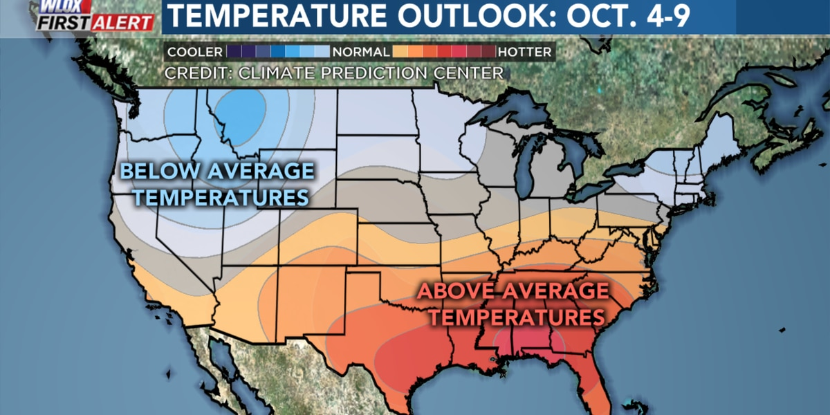 Summer-like heat will last into October
