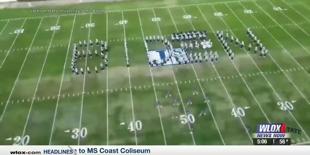 Moss Point member of JSU's Sonic Boom reflects on inauguration performance