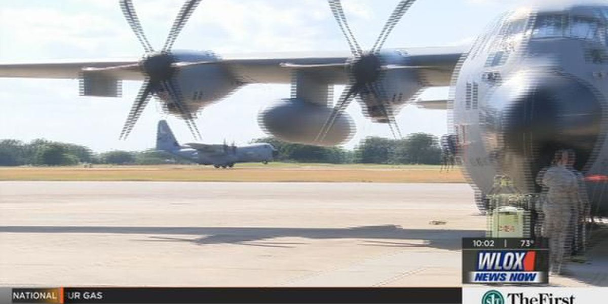 Hurricane Hunters embark on storm readiness tour