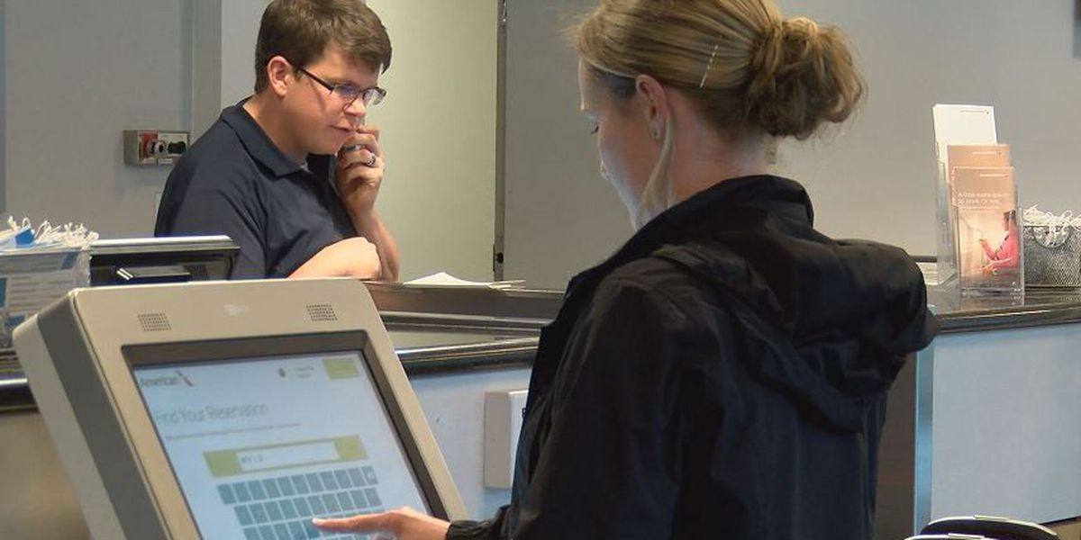 American Airlines cancelations have ripple effect in South Mississippi