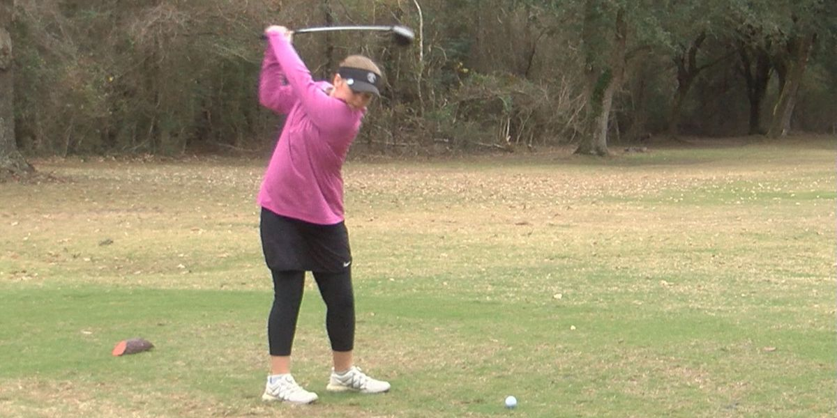 Diamondhead's Karstyn Altese ties for second place in national golf championship