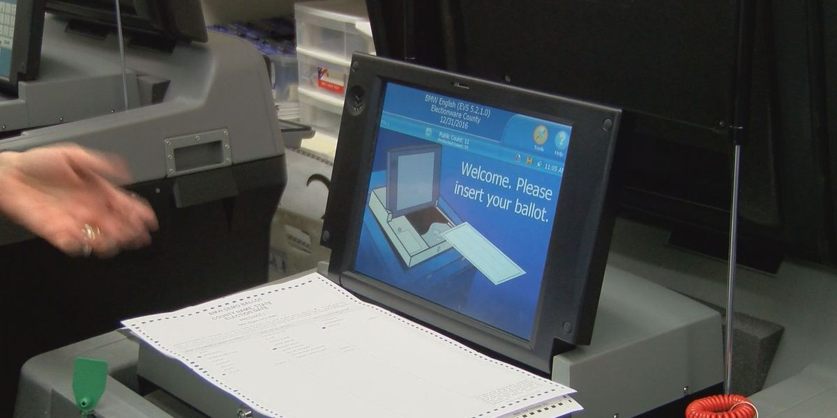 Harrison County's election commissioner focused on voting accuracy