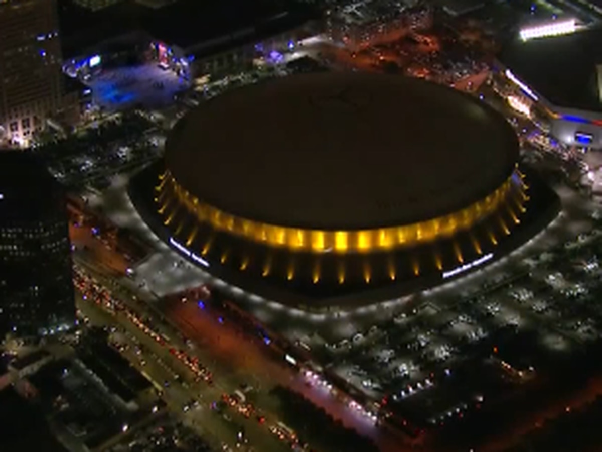 Superdome provides glimpse of what football season could look like during COVID-19