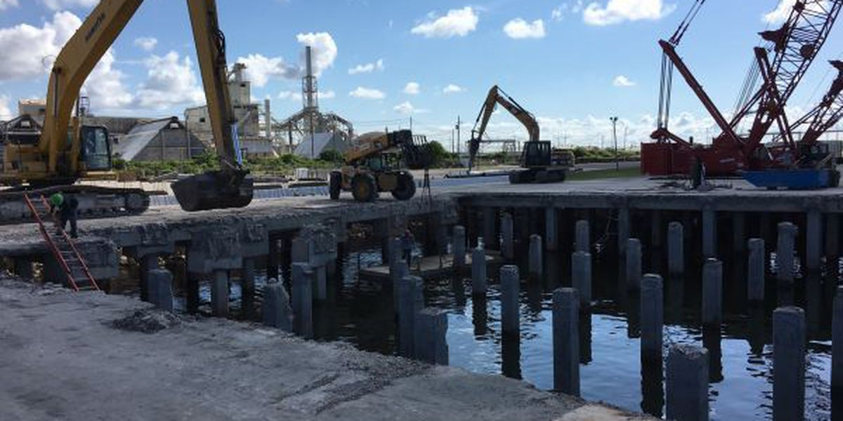 Port of Pascagoula now in the international spotlight