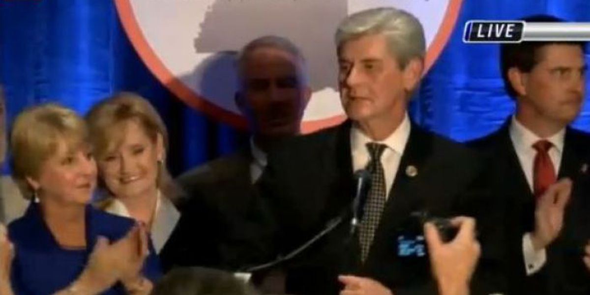Phil Bryant re-elected as Governor of Mississippi