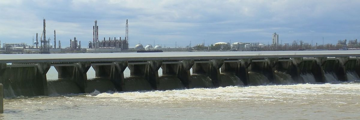 U.S. Army Corps of Engineers to open Bonnet Carre Spillway Friday