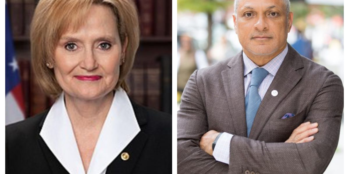 Sen. Hyde-Smith gives away tainted campaign donation after Espy calls her out