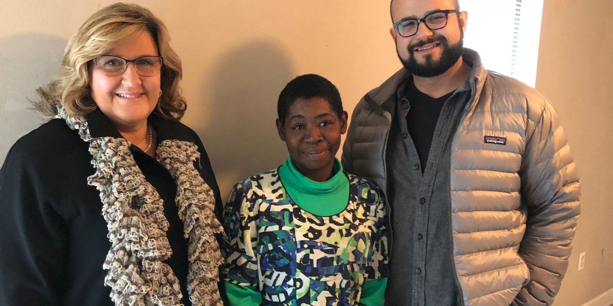 From homeless to home: The story of Regina Price
