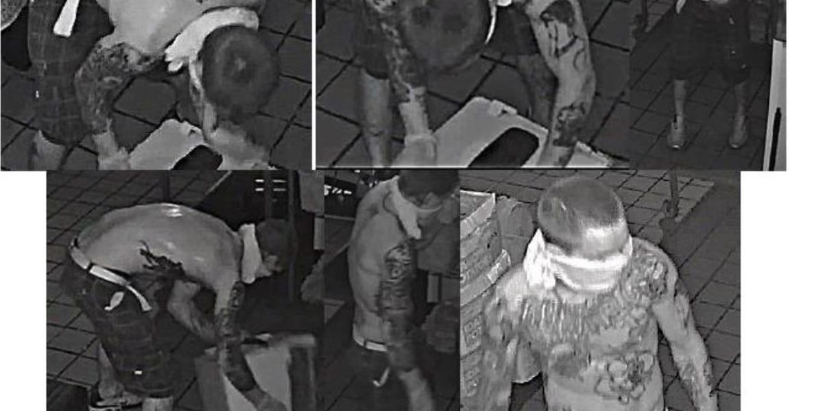 Gulfport police searching for suspect in McAlister's Deli burglary