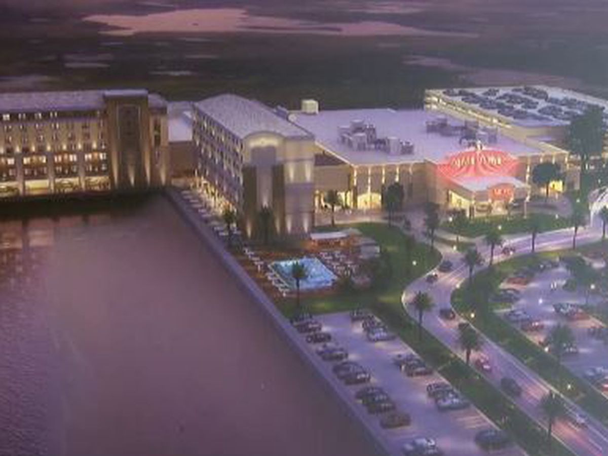 Silver Slipper Casino plans major expansion