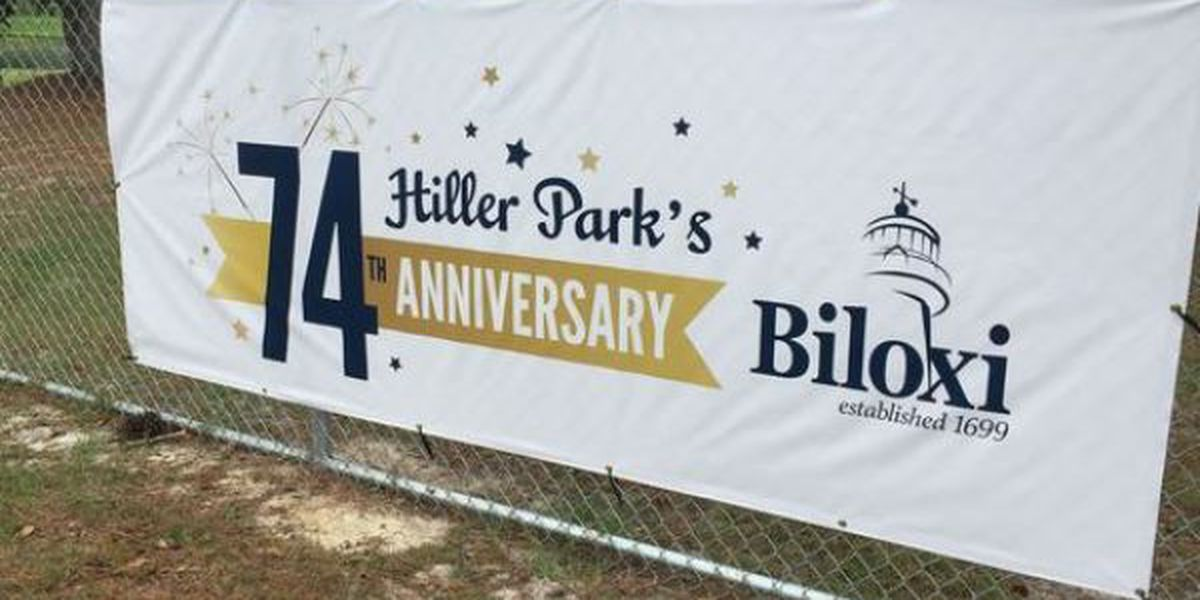 Hiller Park opens dog park to celebrate 74 years
