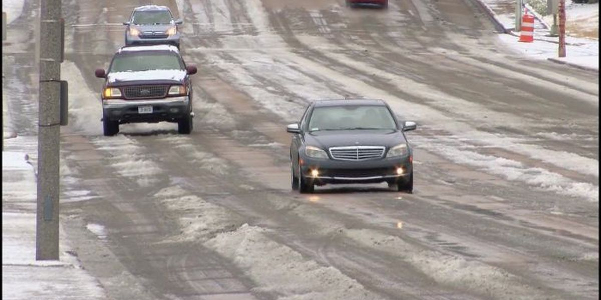 MHP reports weather related accidents from icy roads