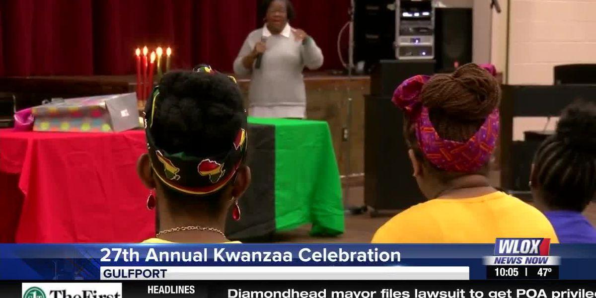 Community gathers for 27th Kwanzaa celebration in Gulfport