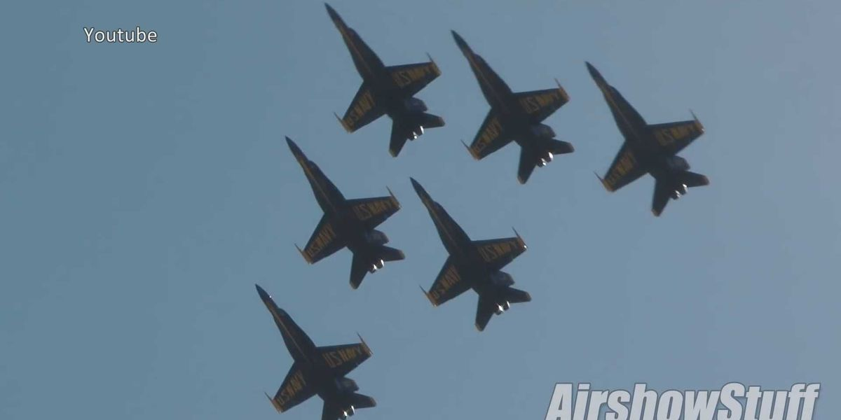 Biloxi offering sponsorship opportunities for Blue Angels show
