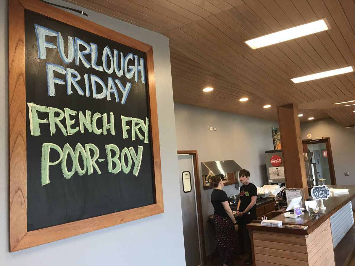 Free po'boys to furloughed federal workers in Pass Christian