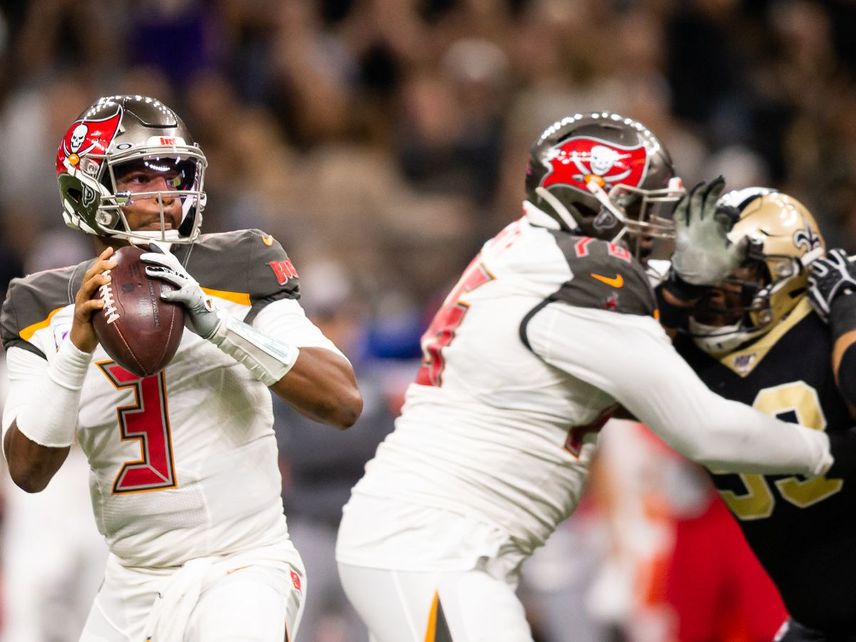 It's official, Jameis Winston joins the Saints