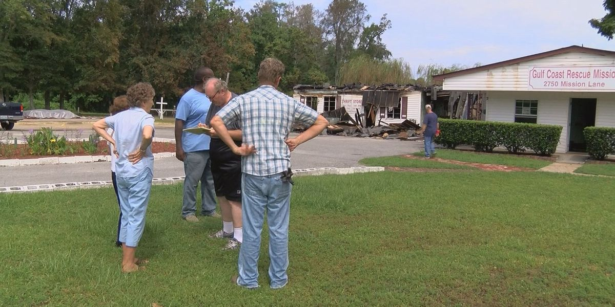 Fire investigators pinpoint cause of Gulf Coast Rescue Mission fire
