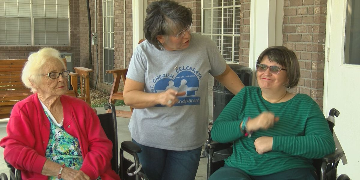 South Mississippi Strong: Kathy Roger's group encourages people to visit the elderly