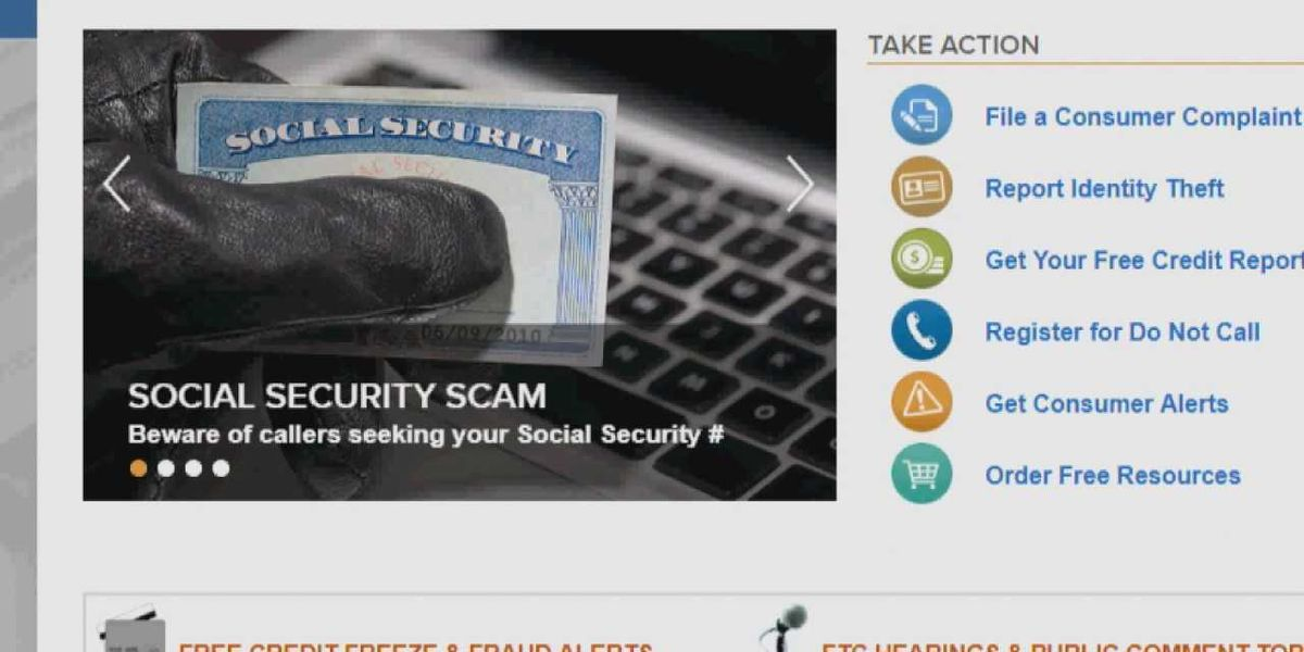 Scam Alert: Be aware of call claiming to be from Social Security
