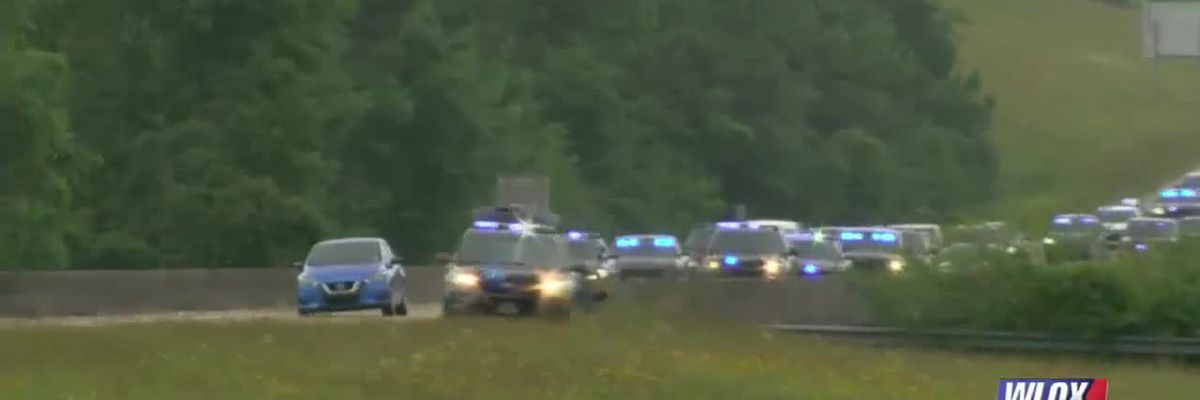 LIVE REPORT: Double murder suspect dead after I-10 chase ends in Harrison County