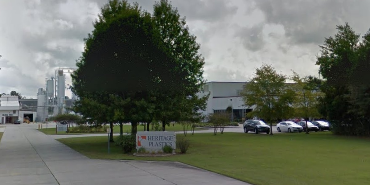 Mississippi plastics manufacturer cited by Dept. of Labor after employee loses four fingers