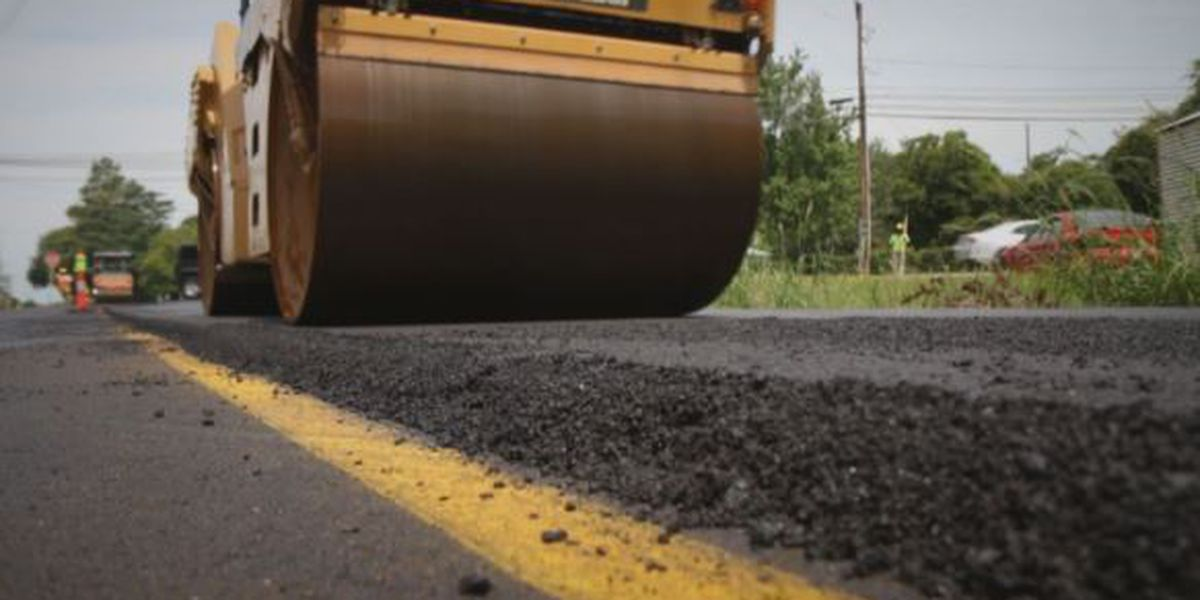 Hwy 90 paving work begins Monday night in Biloxi