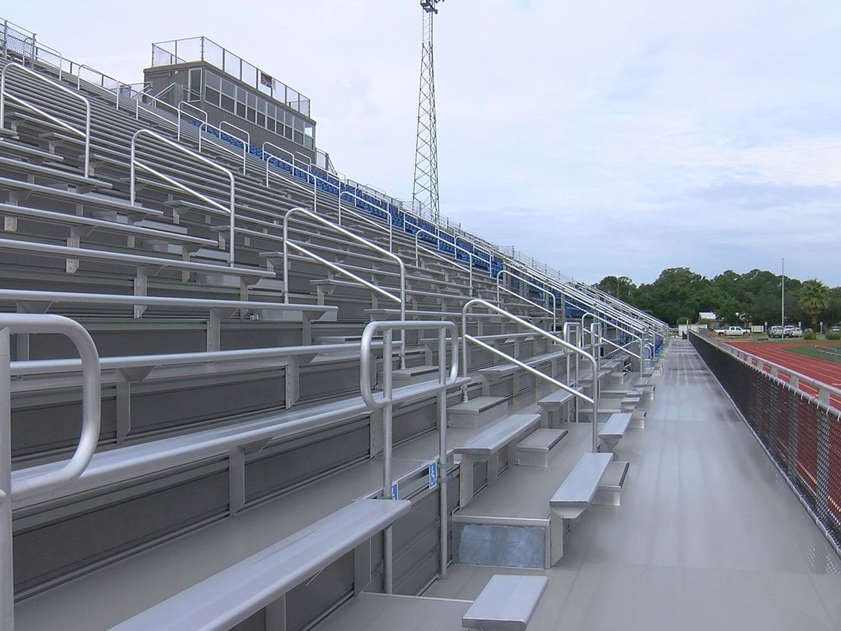 Greyhound Stadium renovations ready for Friday Night Lights