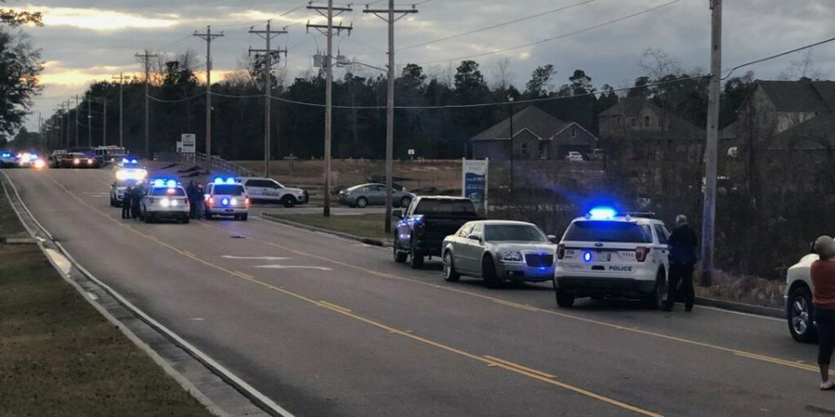 Two dead after standoff near Brodie Road in Biloxi, police say