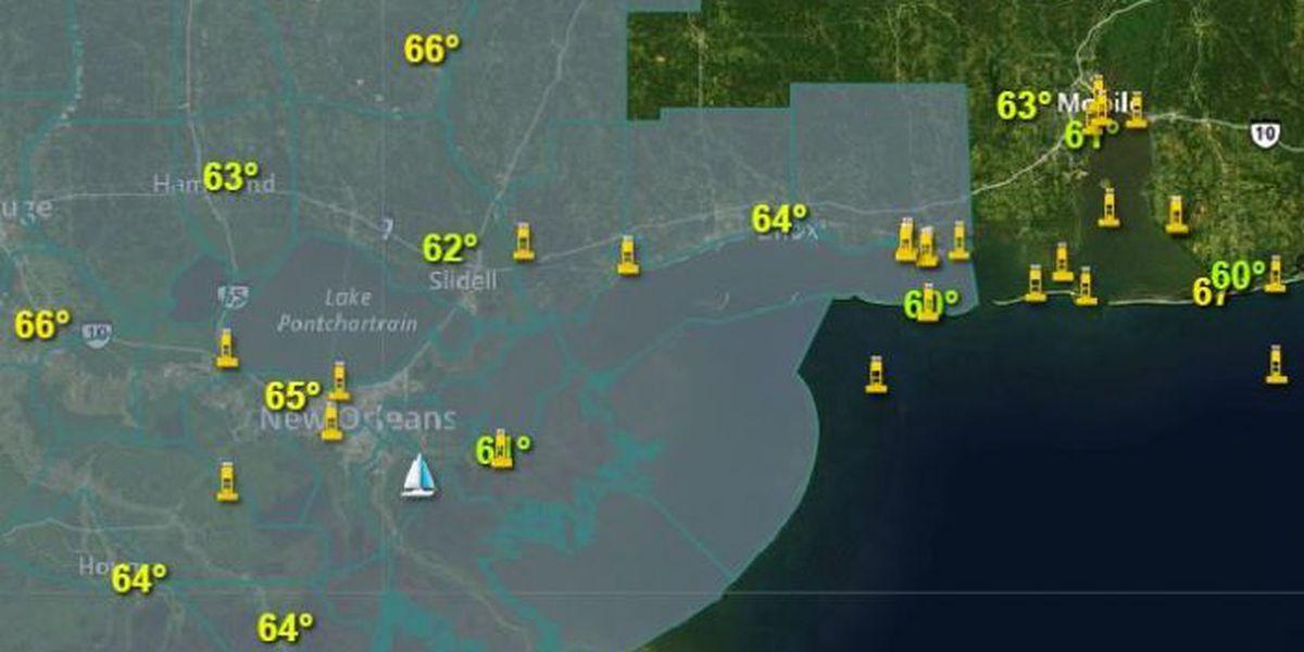 Dense fog advisory issued for portions of Mississippi