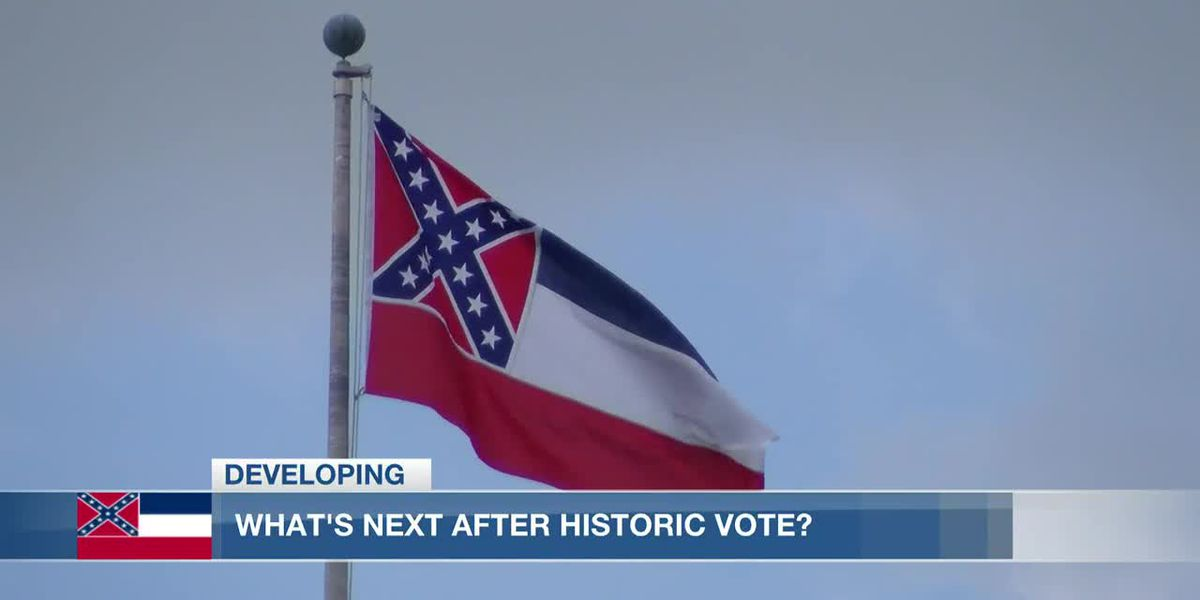 Miss. House, Senate vote to clear path for changing state flag: What's next?