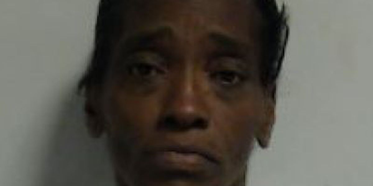 Woman charged with stealing from Biloxi storage units