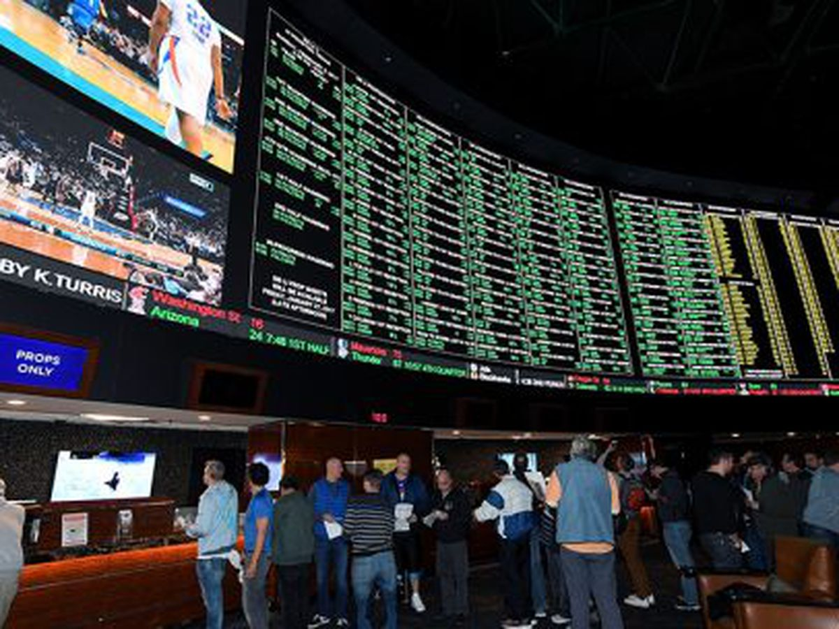 Miss. senator gambles on mobile sports betting legislation