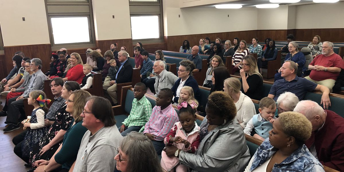 Ten kids placed in their forever homes on Adoption Day in Jackson County