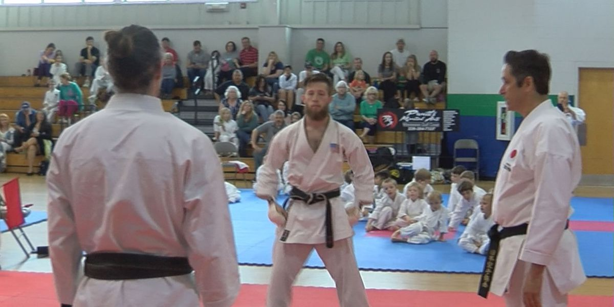 The Coast plays host to AAU Karate District IX Championships as popularity rises