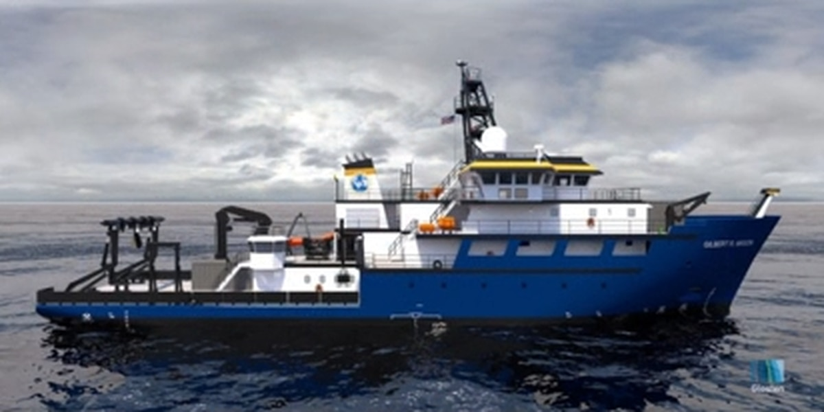 USM research vessel named after civil rights icon