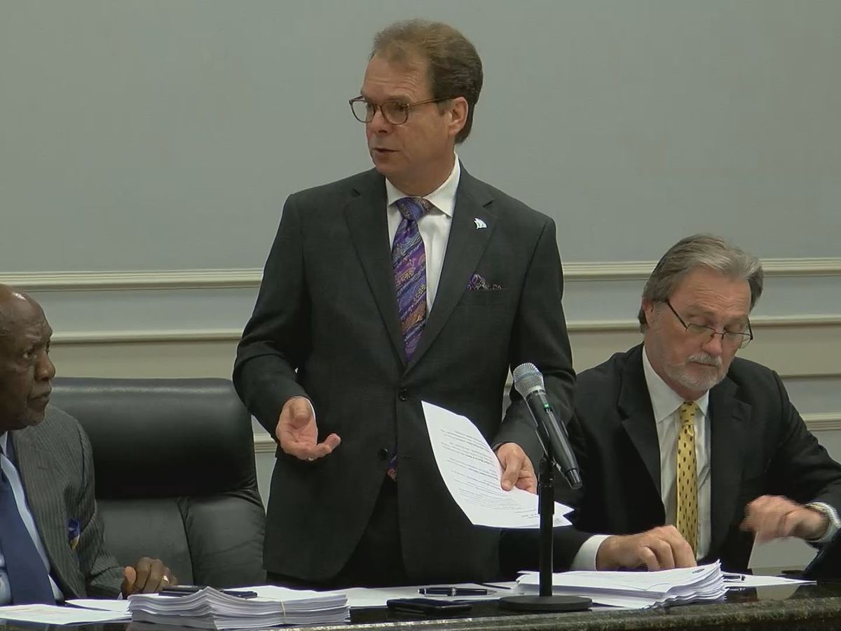 Gulfport City Council discusses flat rate water billing model