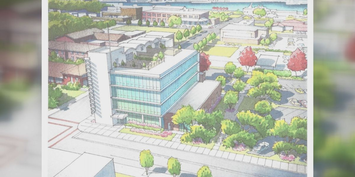 New development coming to Downtown Pascagoula