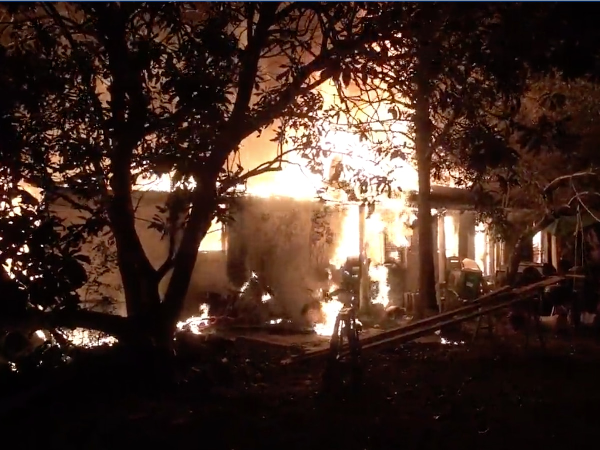 House fire claims life of Harrison Co. man despite 'heroic' rescue attempts by firefighters