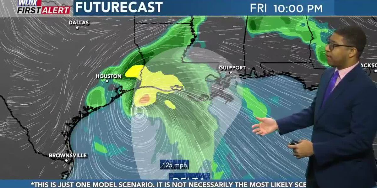 Wesley's Tuesday Morning Tropics Update