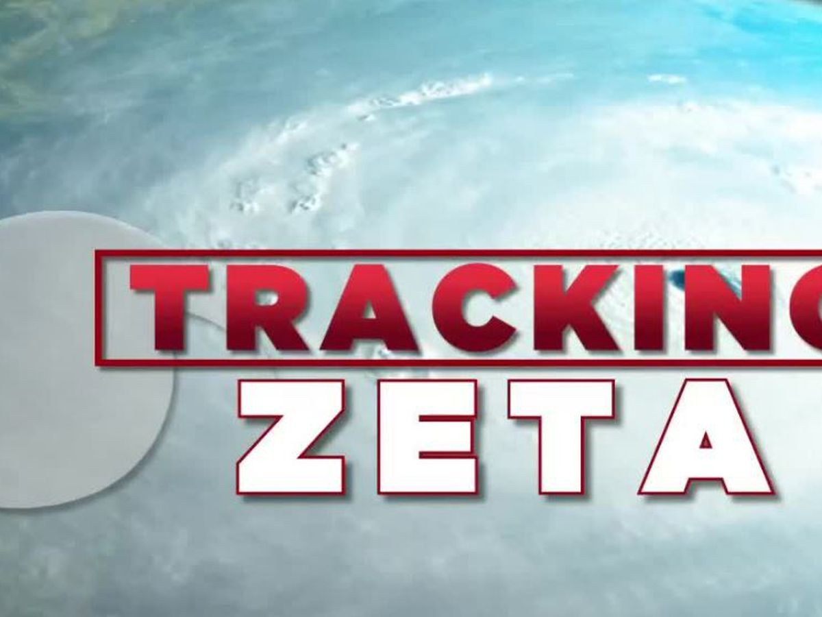 WATCH: Noon Hurricane Zeta Update for South Mississippi