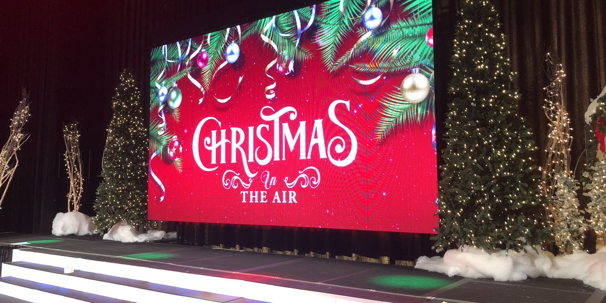 'Christmas in the Air' brings holiday singing and dancing to the Beau
