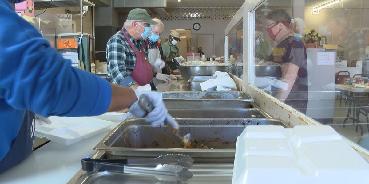 South Mississippi Strong: The Lord is My Help overcoming challenges to keep serving the hungry