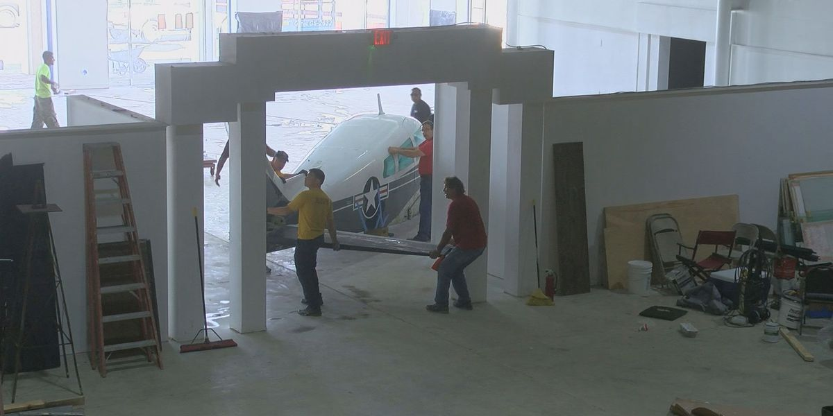 Aviation museum making strides towards taking off